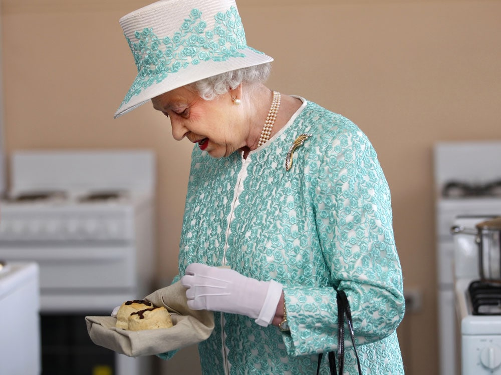 regina elisabetta torte