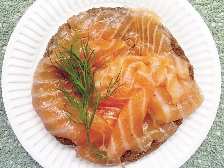 finlandia salmone food cibo