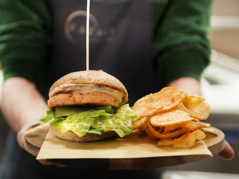 hamburger eataly