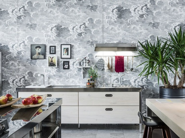 10 idee per arredare una cucina molto piccola - Grazia.it