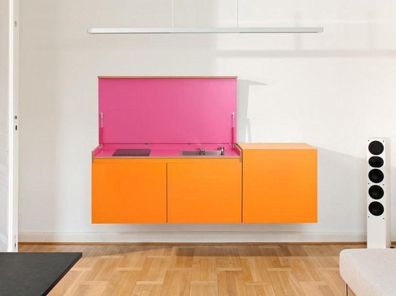 10 idee per arredare una cucina molto piccola - Arredamento cucina piccola ...
