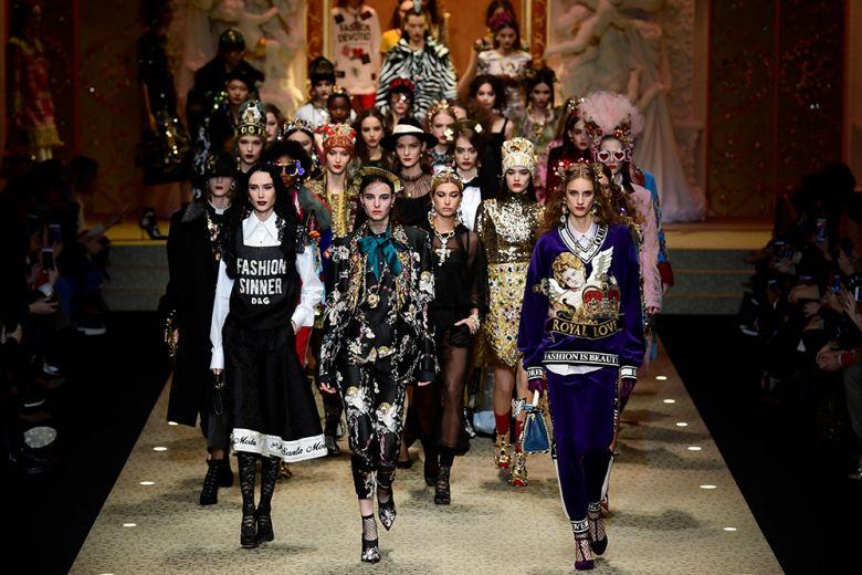 La devozione alla moda di Dolce & Gabbana