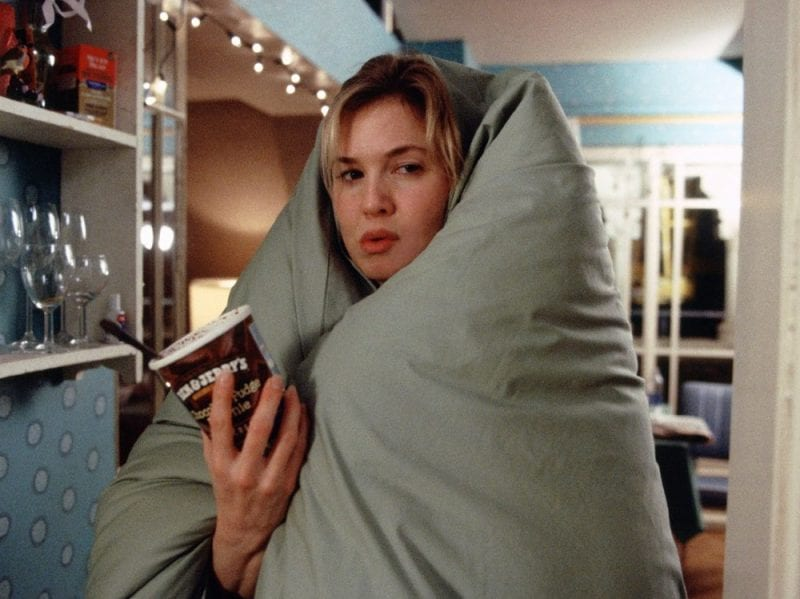 crono-dieta bridget jones