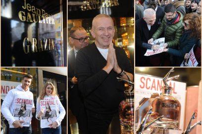 Jean Paul Gaultier Scandal: l'incontro con lo stilista e la scandalosa fragranza da Limoni