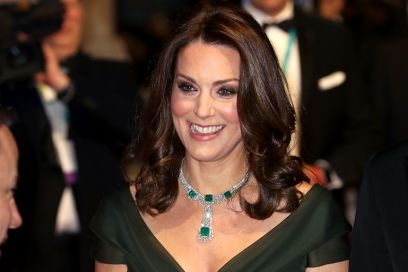 Perché Kate Middleton non si è vestita di nero sul red carpet dei Bafta