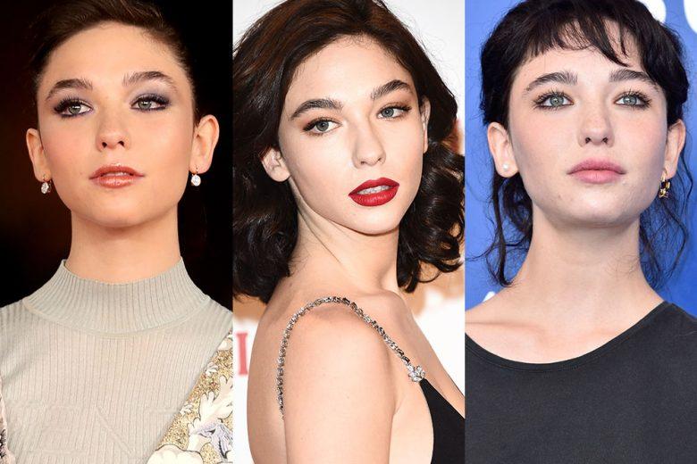 I migliori beauty look di Matilda De Angelis, nuovo talento del cinema italiano