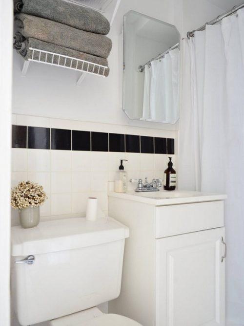 Idee Per Il Bagno Di Casa.10 Idee Originali Per Migliorare Il Bagno Di Una Casa In Affitto Grazia It