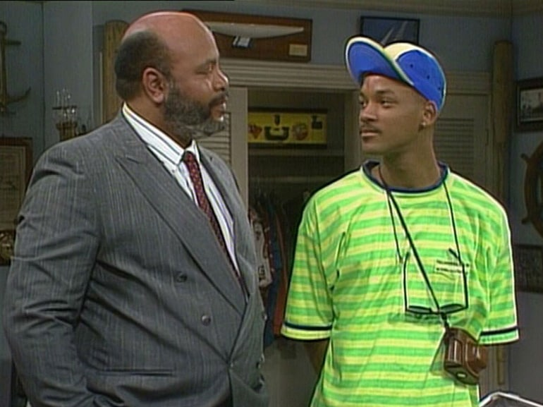 principe bel air will smith