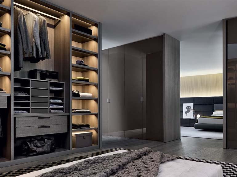 Cabina Armadio Home Decor : Come progettare la cabina armadio le regole fondamentali