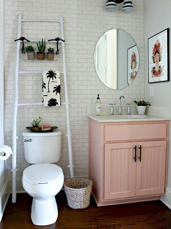 Accessori Bagno Senza Fare Buchi.10 Idee Originali Per Migliorare Il Bagno Di Una Casa In