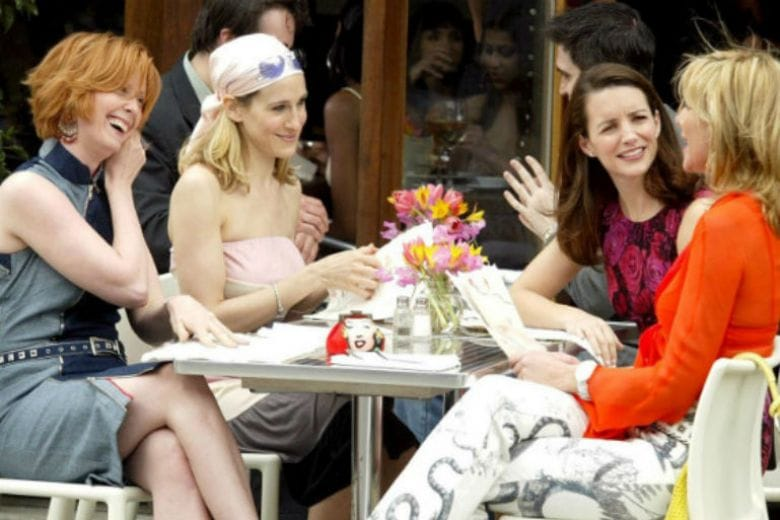Sex and The City torna in tv (ma senza la Carrie Bradshaw che conoscete)