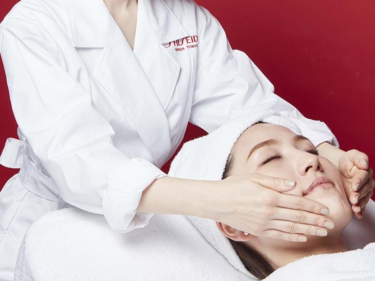 shiseido trattamento