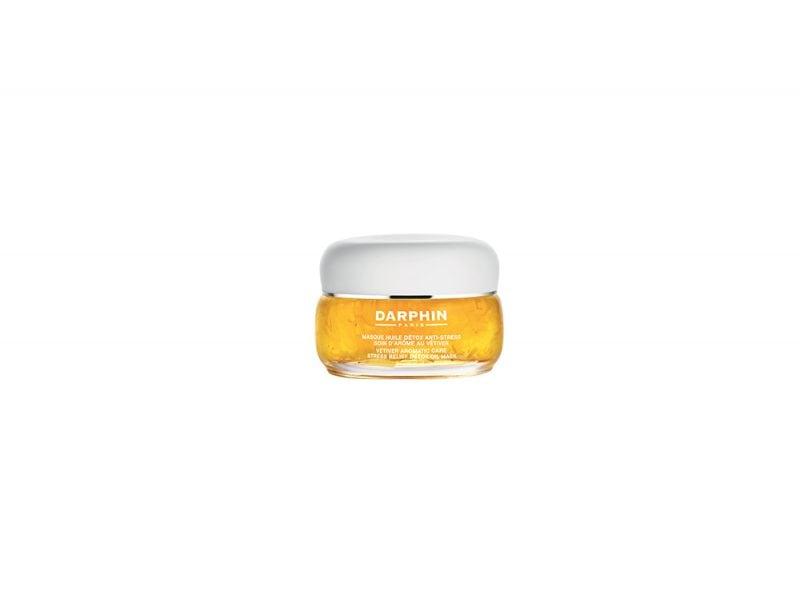 skincare-floreale-i-fiori-e-le-loro-proprieta-per-il-viso-DARPHIN VETIVER STRESS RELIEF OIL MASK
