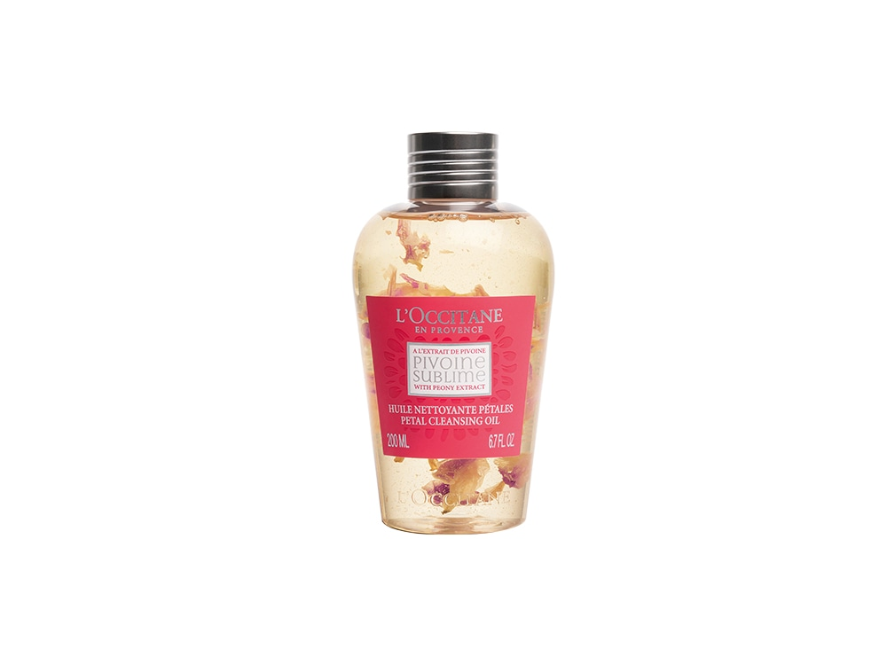 skincare-floreale-i-fiori-e-le-loro-proprieta-per-il-viso-Olio detergente petali di Peonia_L_Occitane – Copia
