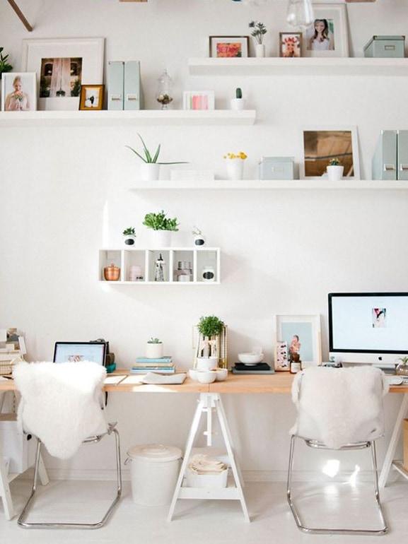 Come ricavare lo studio in camera da letto - Grazia.it