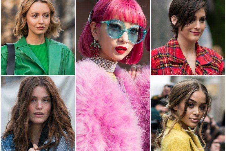 22 tagli di capelli e acconciature da copiare visti alla settimana della moda di Milano