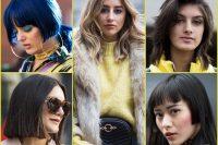 I 20 tagli di capelli più belli visti a Londra durante la Fashion Week