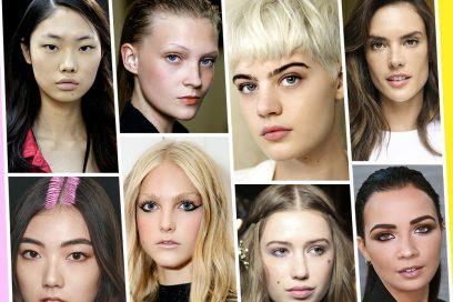 Tendenze capelli: le idee da copiare con riga centrale, laterale e senza scriminatura