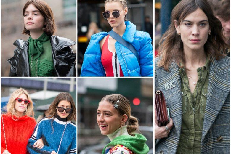 I tagli e le acconciature più hot visti alla New York Fashion Week