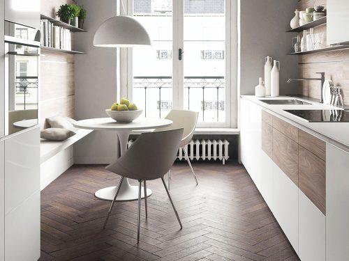 Come progettare una cucina: le 5 regole fondamentali - Grazia.it