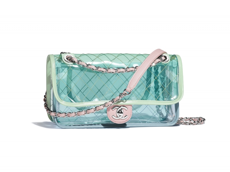 18S-A57409-Y83559-C2488-Pink_and_blue_leather_and_PVC_CHANEL_handbag_HD