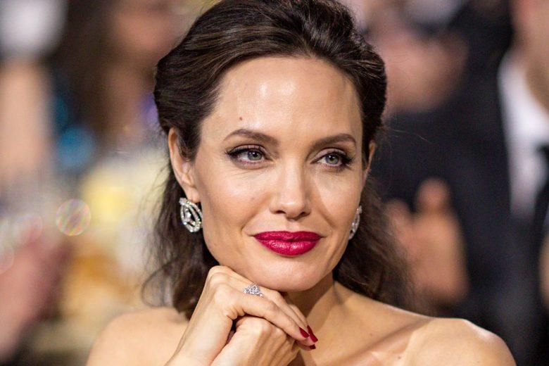 Angelina Jolie ha superato il divorzio con Brad grazie a un uomo del suo passato