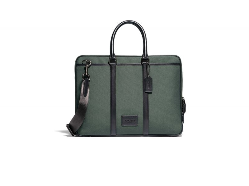COACH-Metropolitan-Brief-in-Racing-Green-Cordura-(23808)