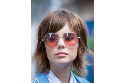 COMPAGNIA DELLA BELLEZZA tendenze frangia a tendina capelli saloni primavera estate 2018)
