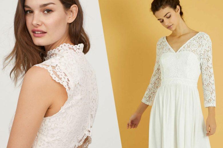 """Abiti da sposa: i modelli davvero """"low-low cost"""""""