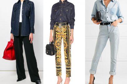 """Come abbinare la camicia di jeans: i consigli di styling da vera """"pro"""""""