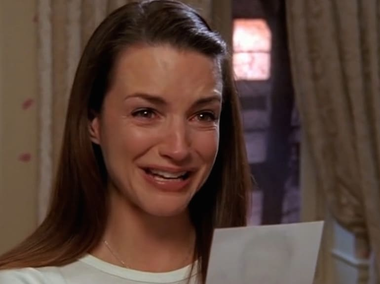 Charlotte pianto