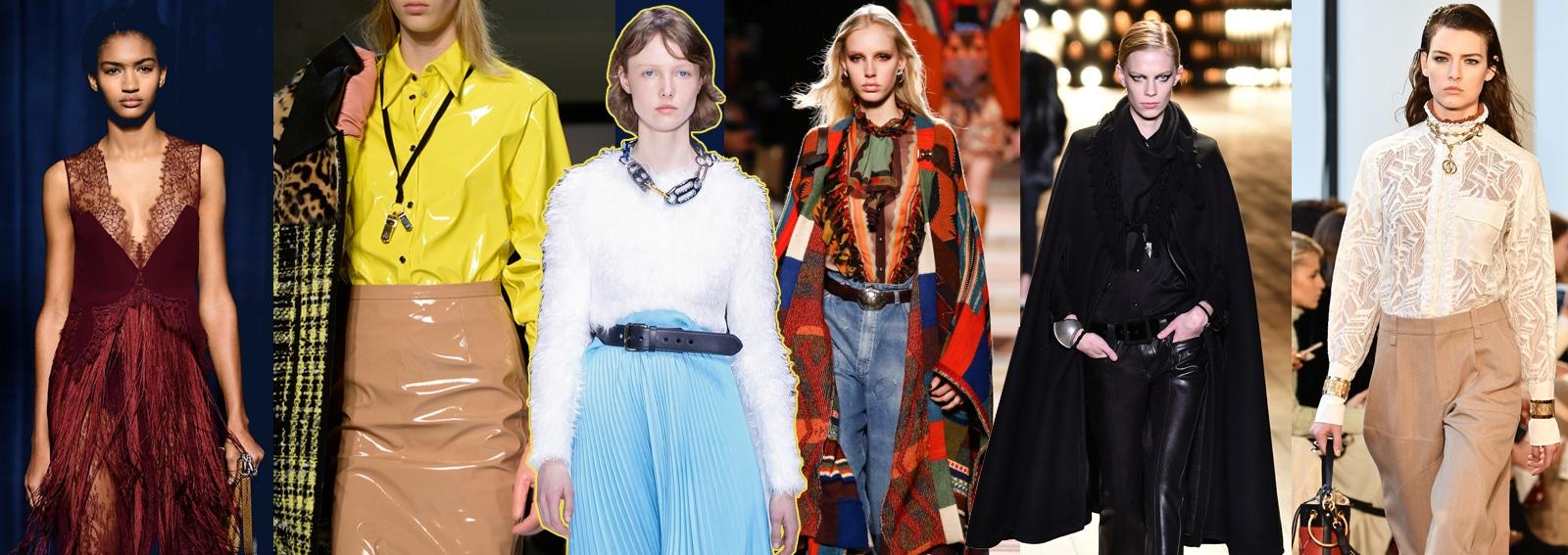 abbigliamento tendenze sfilate