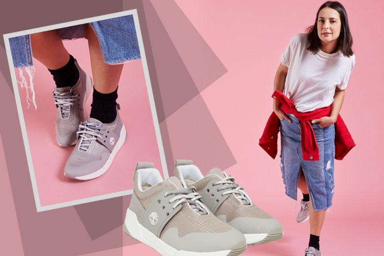 Kiri Up, le sneakers di Timberland leggere e super versatili