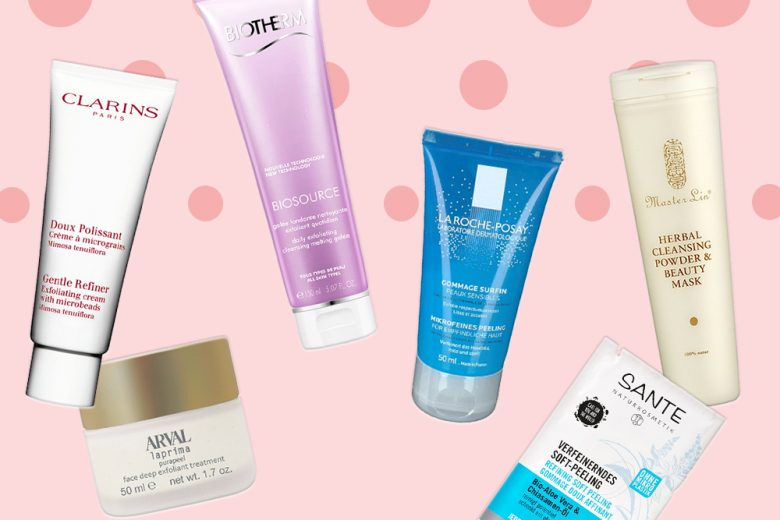 I migliori esfolianti per le pelli sensibili. Trovate il prodotto che fa per voi
