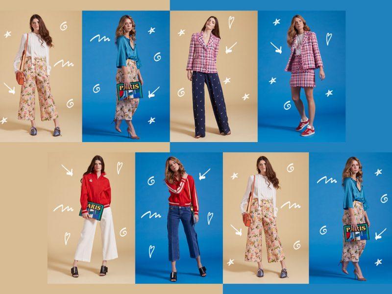 Double Style: Luna Bonaccorsi e Amaranta Medri a confronto
