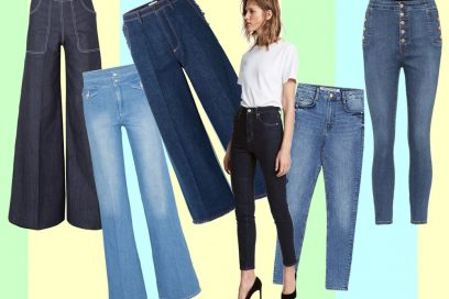I jeans più cool di stagione? Sono a vita alta!
