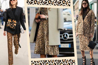 Come indossare con stile le stampe animalier: 6 abbinamenti da copiare