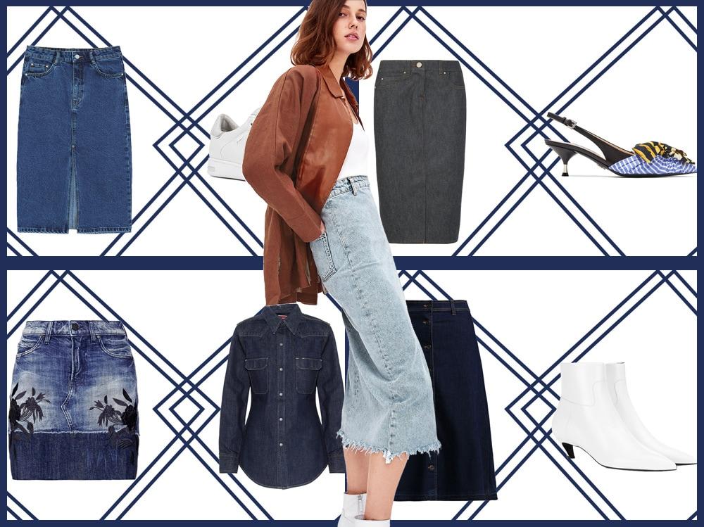 Di 2018 Abbinarla Gonna La Primavera Per JeansCome hdCtrsQ