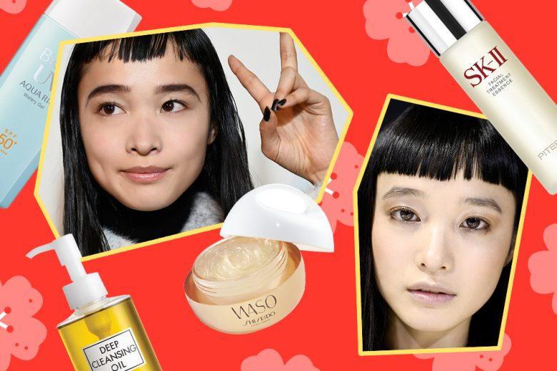 La skincare giapponese è il prossimo trend di bellezza da non lasciarsi scappare