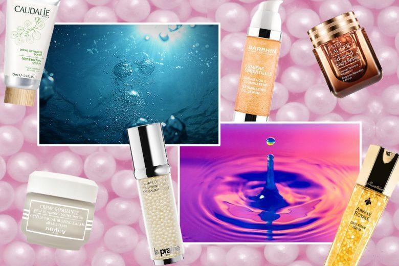 Cosa sono le microsfere nei prodotti di skincare e i prodotti da provare