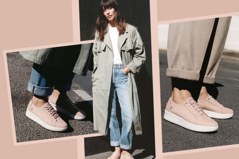 Berlin Park, le nuove sneakers di Timberland per la Primavera 2018