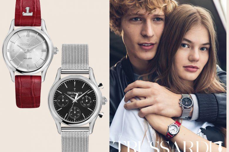 Tradizione e contemporaneità: Trussardi presenta la collezione estiva di orologi
