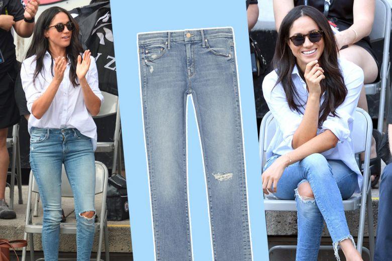 I jeans della Primavera? Quelli di Meghan Markle (e potete averli anche voi)!
