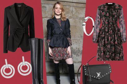 Cuissardes in primavera? Il look di Emma Stone è l'ideale!
