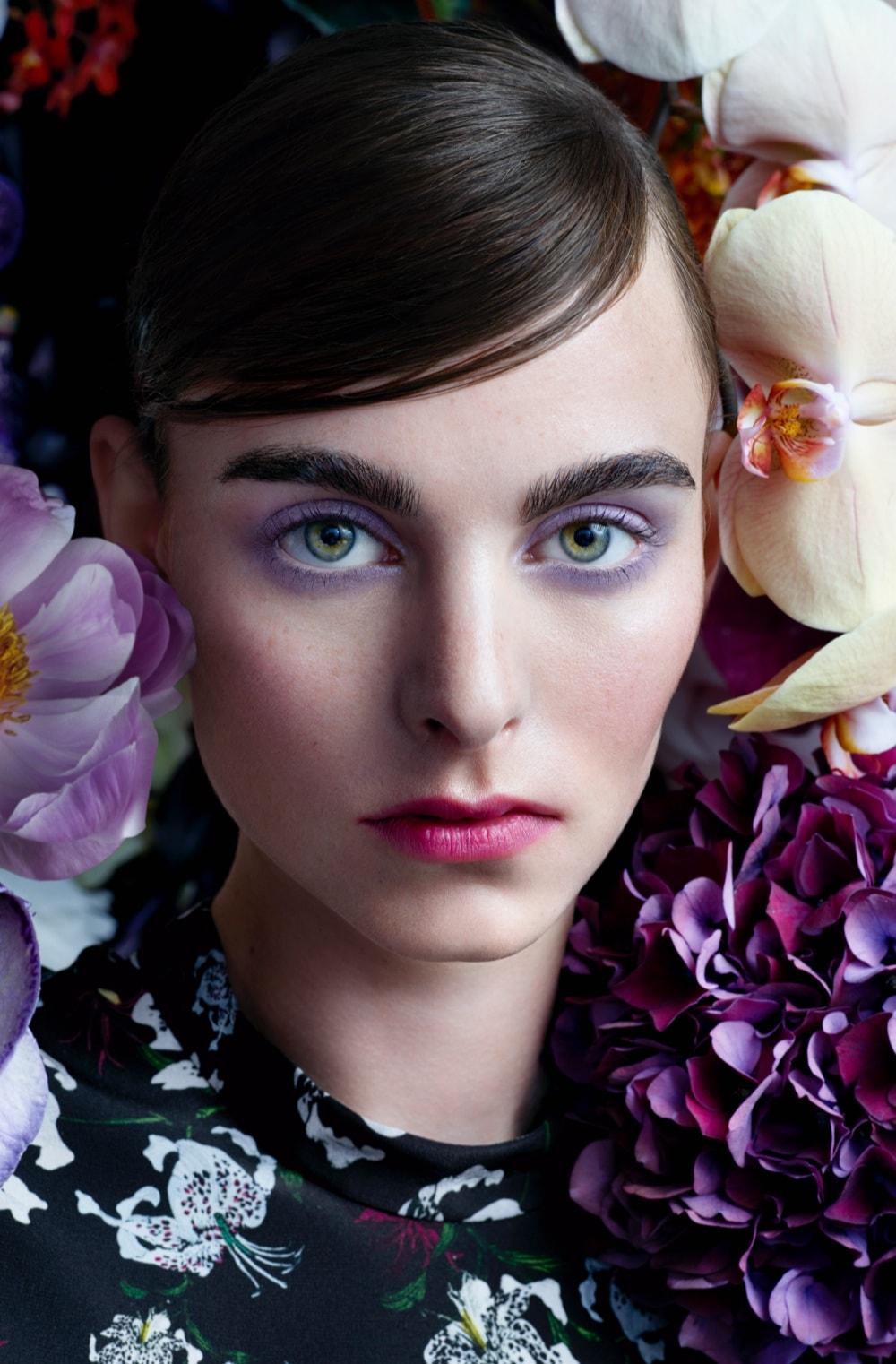 Erdem for NARS Strange Flowers Collection – Lead Campaign Image