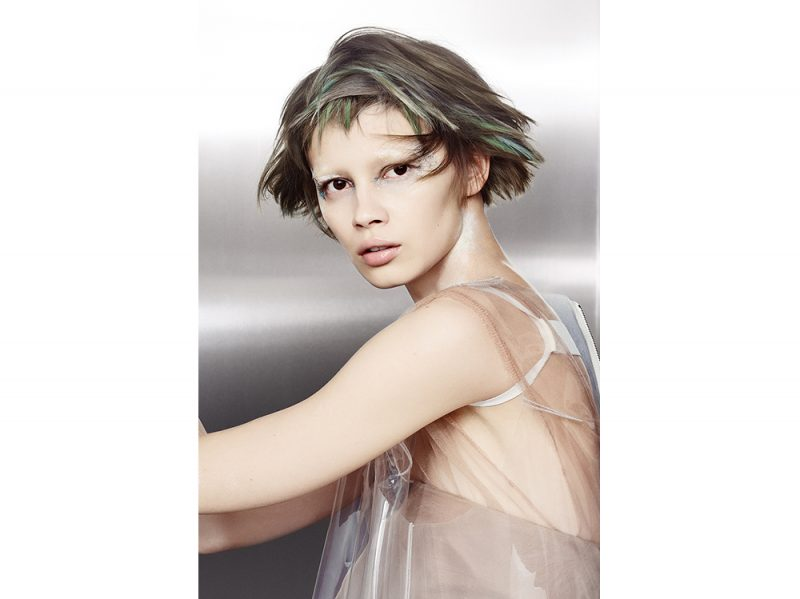 GOLDWELL tendenze frangia corta capelli saloni primavera estate 2018 (1)