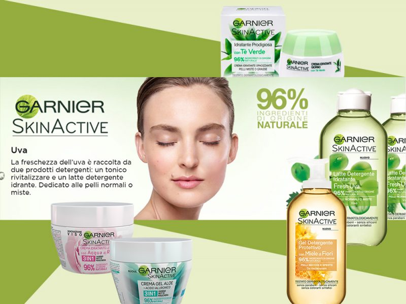 Garnier make up bio prodotti di bellezza in profumeria e grande distribuzione