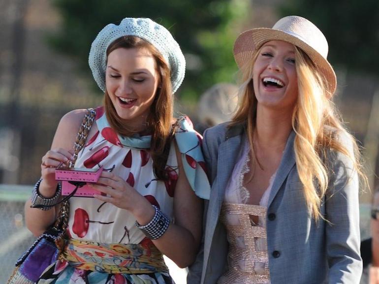 Gossip Girl coppia