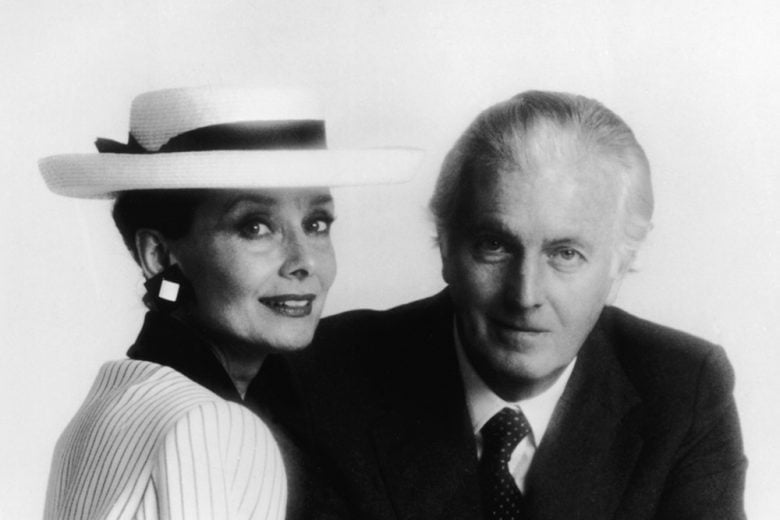 Hubert de Givenchy: storia dello stilista che rese Audrey Hepburn una diva