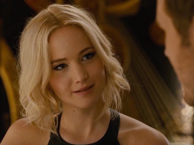 Jennifer Lawrence sorriso